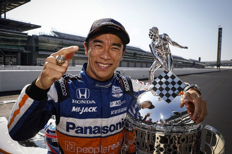 Indy 500 winner Sato to stay with RLL in 2021 IndyCar Series