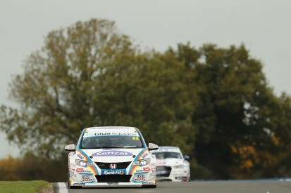 BTCC Snetterton: Hill tops sole free practice session from Morgan