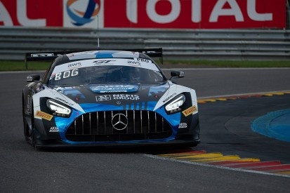 Mercedes runner Marciello takes Spa 24H pole from van der Linde