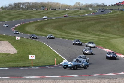 Donington Historic Festival ready for 2021 return