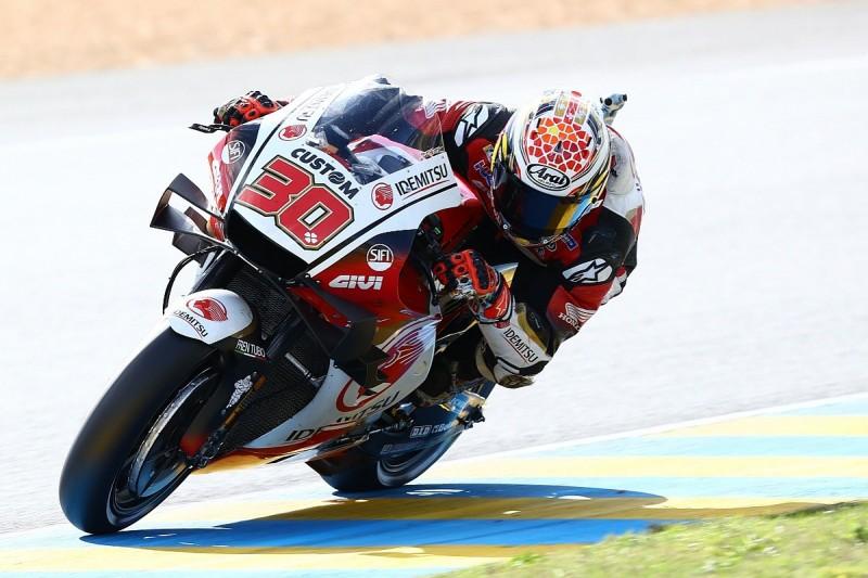 Nakagami to get factory-spec Honda MotoGP bike in 2021