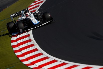 Russell unconcerned about Williams F1 future despite Perez links