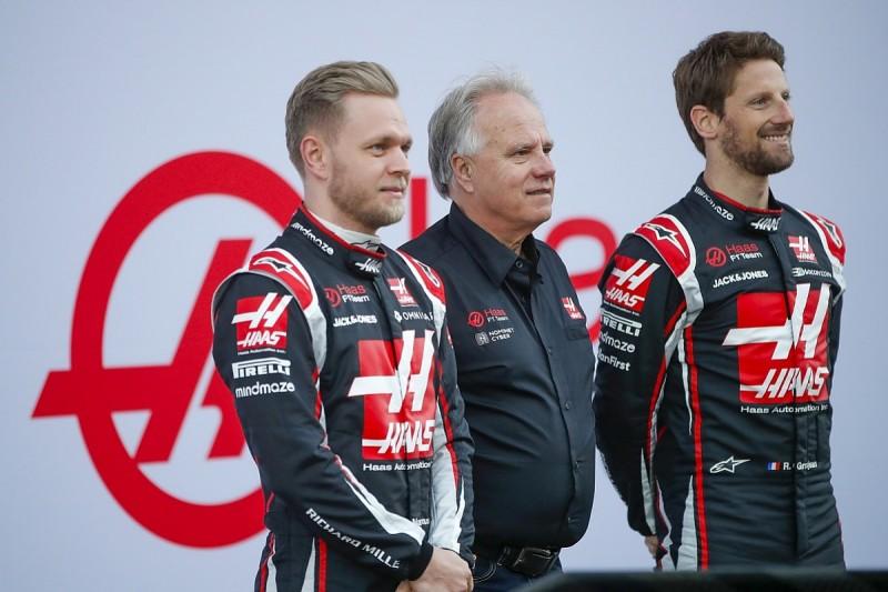 "Grosjean surprised both Haas F1 drivers to depart ""for financial reasons"""