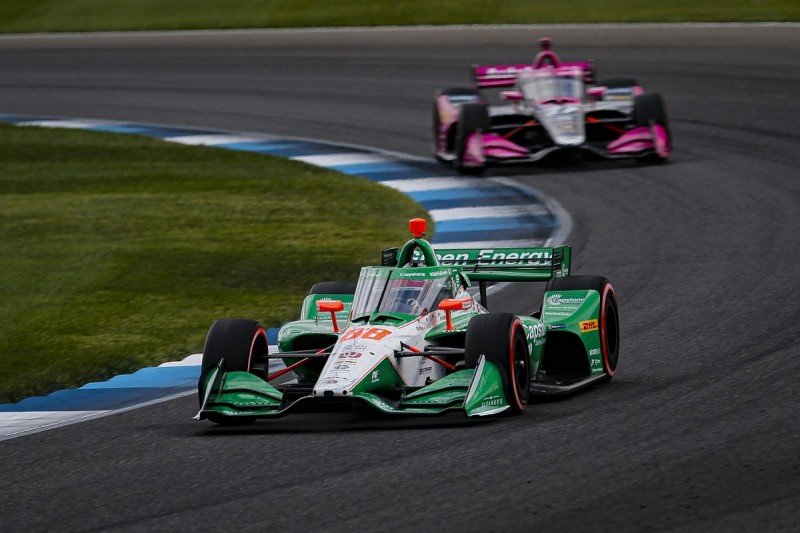 Andretti aims for five IndyCars, four Indy Lights cars in 2021