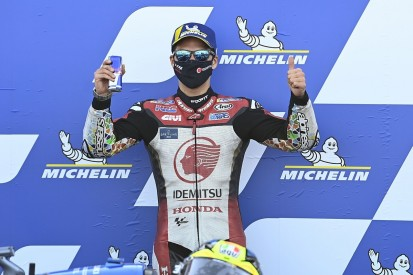 Nakagami secures multi-year Honda MotoGP deal