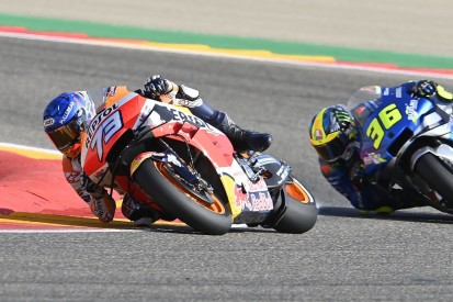 """Marquez """"started to understand"""" why Honda MotoGP bike's labelled as """"difficult"""""""