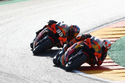 "MotoGP Aragon GP ""painful"" for KTM - Espargaro"