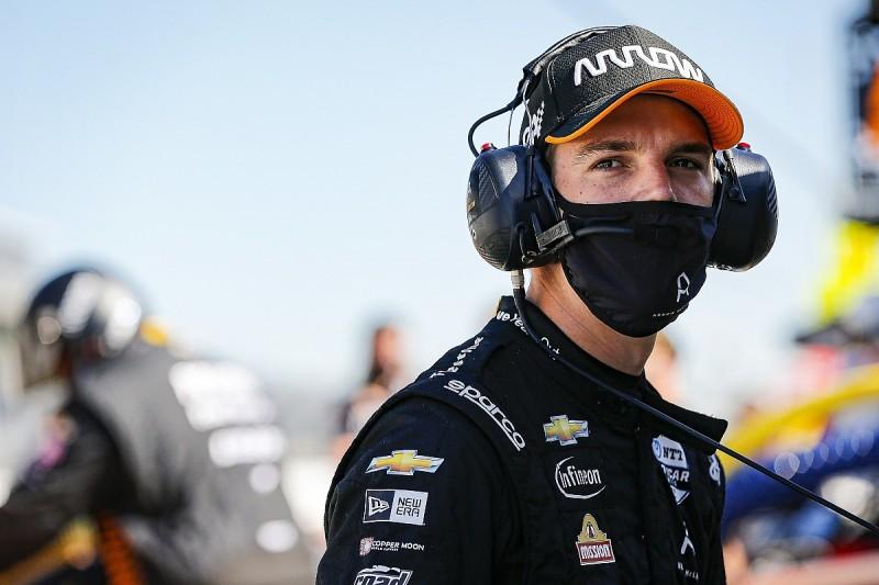 Askew declared fit to race in St Petersburg IndyCar finale with Arrow McLaren SP