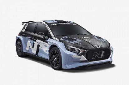 New Hyundai i20 N Rally2 machine set for mid-2021 homologation