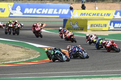"Morbidelli ""scared"" by Suzuki's Aragon MotoGP pace"