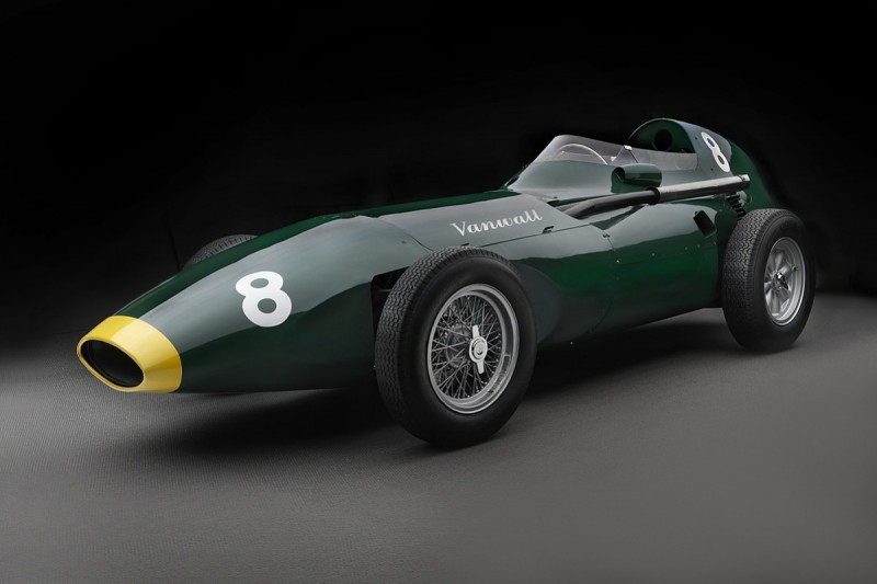 Vanwall to build six continuations of 1958 F1 title-winning VW5