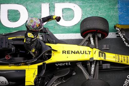 Abiteboul: Ricciardo played key role in Renault's F1 progress