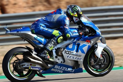 Suzuki's Mir believes he 'cares less' about the MotoGP title than other riders