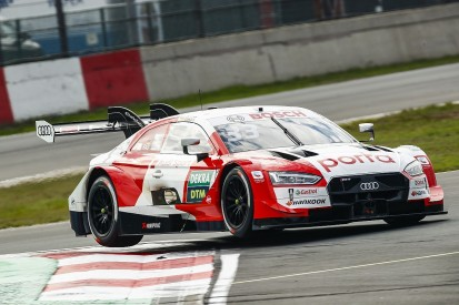 DTM Zolder: Rast completes clean sweep as Kubica takes maiden podium
