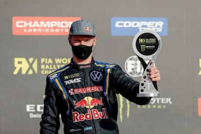 World Rallycross Barcelona: Kristoffersson survives Bakkerud clash to win