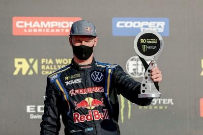 World Rallycross Barcelona: Kristoffersson survives Bakkerud clash to win