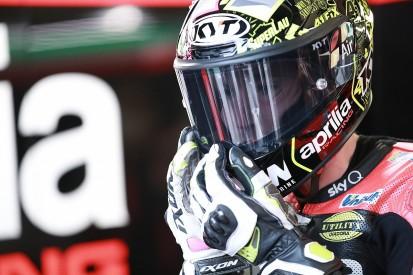 Aleix Espargaro explains Aragon MotoGP qualifying clash with brother