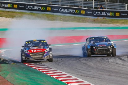 Barcelona World RX: Hansen survives Kristoffersson contact to win