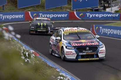 Bathurst 1000 Supercars: Van Gisbergen takes thrilling maiden with Tander