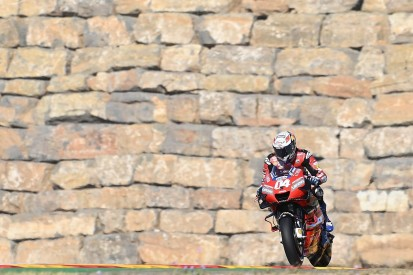 "Ducati MotoGP rider Dovizioso ""worried"" about Q2 chances at Aragon"
