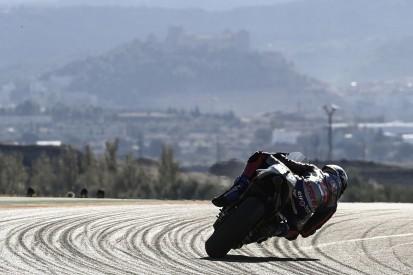 Aragon Grand Prix MotoGP start pushed back due to cold temperatures