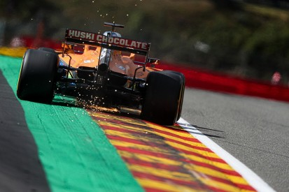 F1 drivers support return of gravel to Spa-Francorchamps