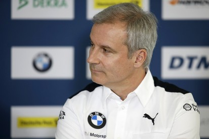 Marquardt to step down from BMW Motorsport