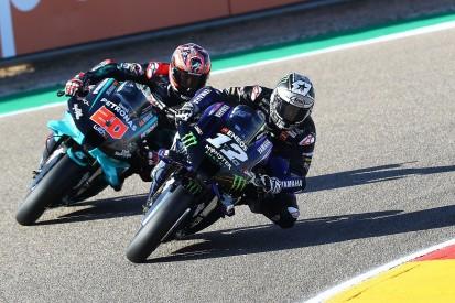 Aragon MotoGP: Yamaha riders continue to dominate as Vinales tops FP2