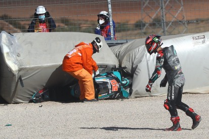 MotoGP Riders fear Aragon GP FP3 delay not enough for safer conditions