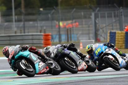 """Quartararo """"lost the most"""" in MotoGP Le Mans round - Mir"""