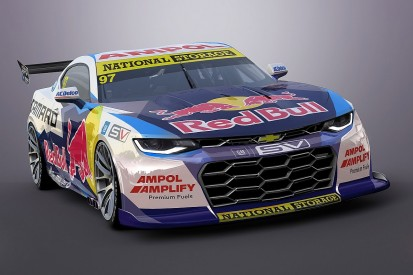Supercars unveils 'hybrid ready' 2022 Gen3 Camaro, Mustang