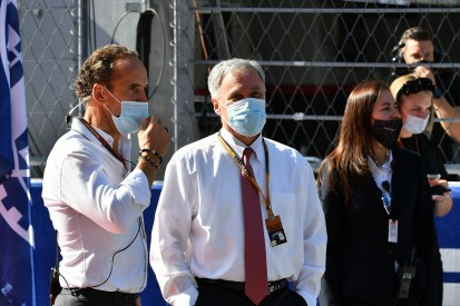 """Carey warns against F1 history being """"straightjacket"""" for change"""