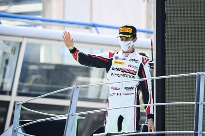 Pourchaire takes HWA F2 seat for final two Bahrain rounds