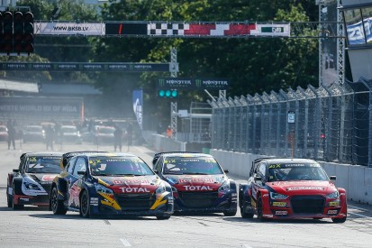 Tender process launched for new World Rallycross promoter