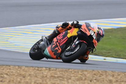 "Wet grip on offer from Michelin tyres in MotoGP ""insane"" - Binder"