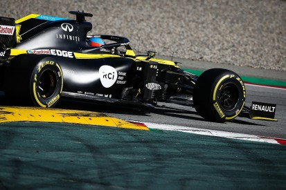 """Alonso: Renault F1 car """"outperforming me"""" on filming day"""