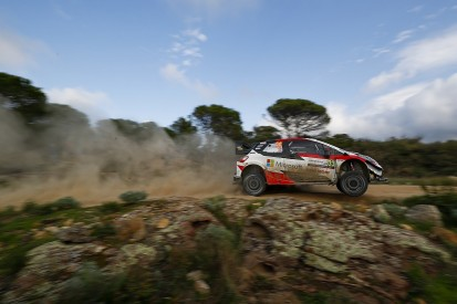 """Evans' Sardinia fourth place """"expected"""" to retain WRC title lead"""