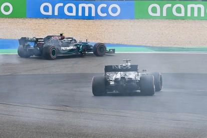 Bottas: Win was still possible after F1 Eifel GP Turn 1 mistake