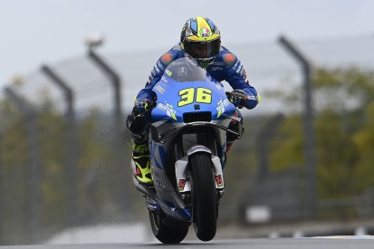 """One bad MotoGP race """"allowed"""" after disappointing French GP - Mir"""