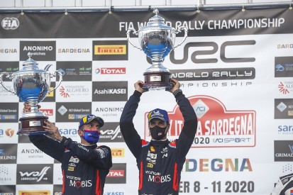 Sordo keeps Rally Italy win despite post-event WRC scrutiny failure