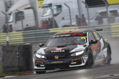 BTCC Croft: Neal stripped of win after clash with Cook
