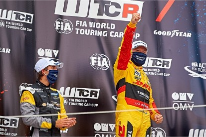 WTCR Slovakia: Coronel follows Berthon maiden win, Catsburg wins race 3
