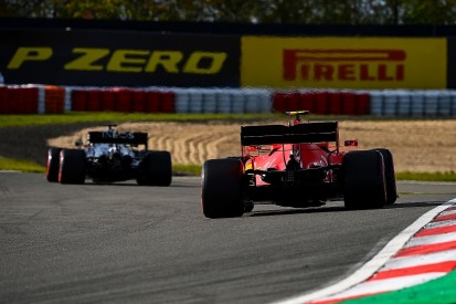 """Managing tyres for Eifel GP a jump into the """"unknown"""""""