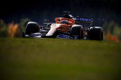 McLaren needed to run new F1 aero at Eifel GP despite little practice