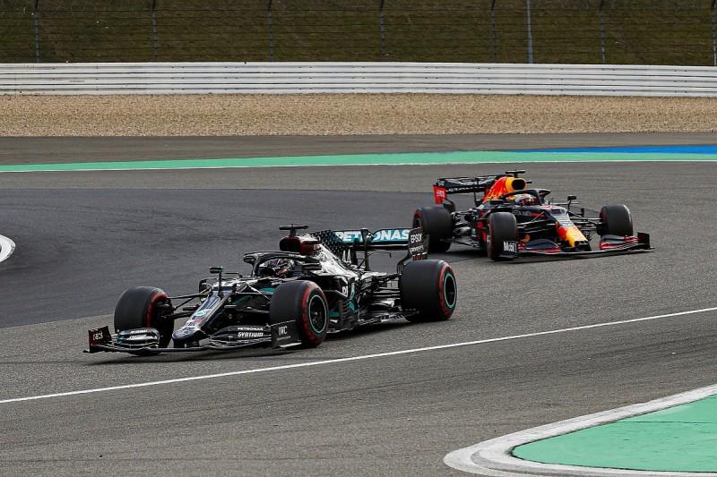 F1 Eifel GP: Hamilton takes victory to equal Schumacher's win record