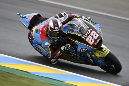 French Moto2: Lowes wins at Le Mans after Dixon crashes from lead