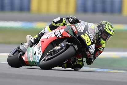"Crutchlow: Qualifying mistake ""lost me the front row"" for French GP"