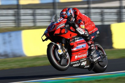 Petrucci expects 10-rider podium battle in MotoGP French GP