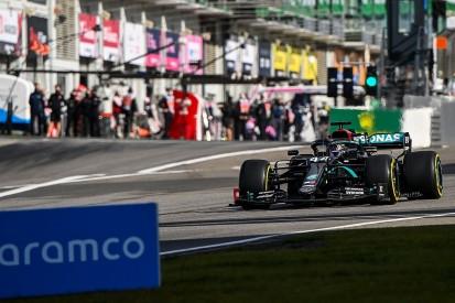 Hamilton wanted to start Eifel GP on medium tyres