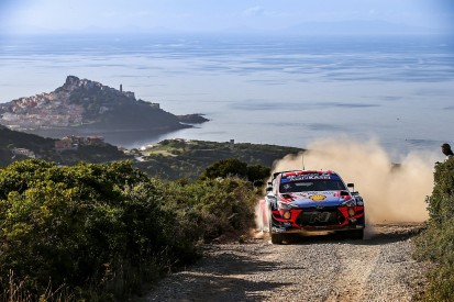 WRC Rally Italy: Sordo retains Sardinia lead over Ogier